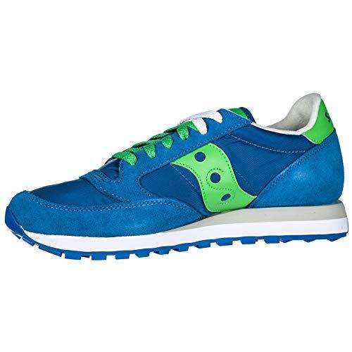 Uomo Jazz Original Scarpe Verde Saucony Blu 421 Sneaker 42 S2044 RAEStxwq
