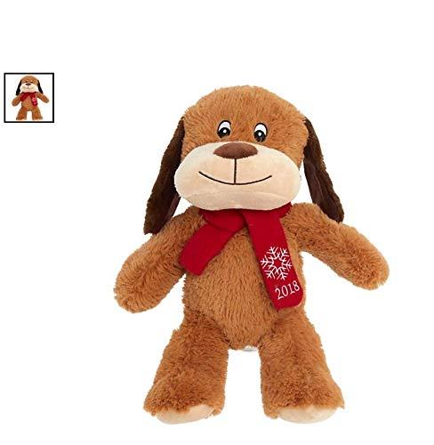 Petsmart Holiday Chance 2018 Plush, Squeaker Dog Toy