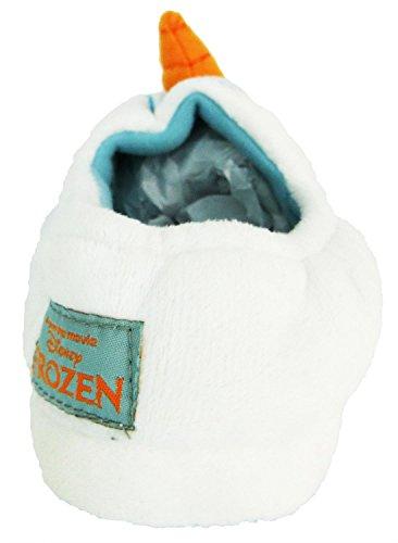 Disney Frozen  Olaf Novelty,  Mädchen Olaf , Weiß - weiß - Größe: 30/31 EU