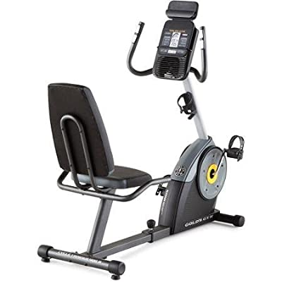 Gold's Gym Cycle Trainer 400 R Exercise Bike