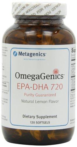 Metagenics EPA-DHA 720-120 SOFTGELS
