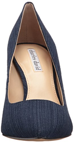 Pump David Charles Women''s Denise 1 Navy wvxznFBH0q