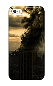 Durable Protector Case Cover With Apocalyptic Hot Design For Iphone 5/5s