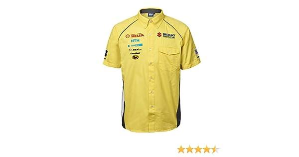Suzuki Desafío Sport World Rally Team Motorsport Camiseta de Manga ...
