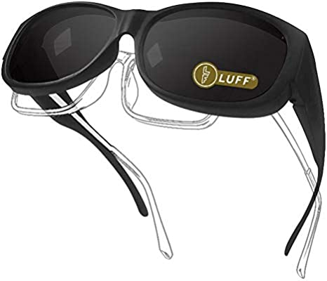 Amazon.com: LUFF - Gafas de sol ultraligeras con lentes ...