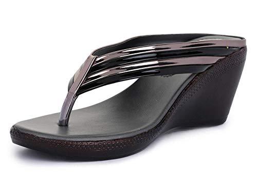 TRASE 43-027 Women's Wedges – 3 Inch Heel