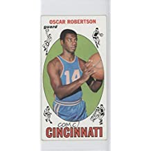 Oscar Robertson (Basketball Card) 1969-70 Topps - [Base] #50