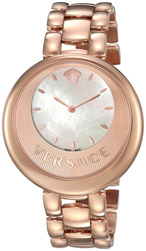 Versace-Womens-PERPETUELLE-Swiss-Quartz-Stainless-Steel-Casual-Watch-ColorRose-Gold-Toned-Model-VAQ050016