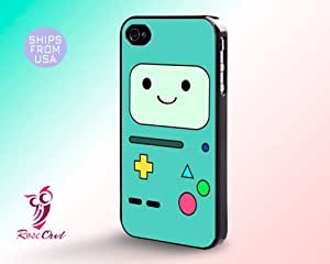 iphone 5s case, iphone 5s cover - Adventure Time Beemo Iphone Cases, Cute Coo...