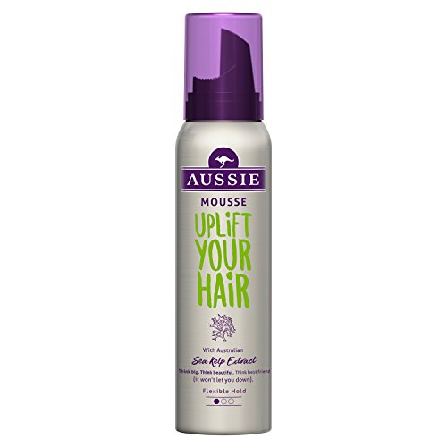 Aussie Uplift Your Hair Mousse, for Flat Hair, 150 ml - Pack of 6