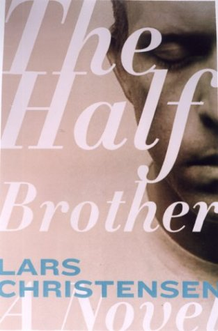 book cover of The Half Brother