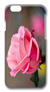 iphone 6 plus 5.5inch Case and Cover Pink Rose 02 PC case Cover for iphone 6 plus 5.5inch