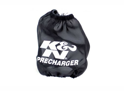 K&N RC-1200PK Black Precharger Filter Wrap - For Your K&N R-1080 Filter