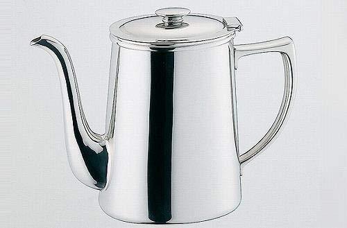 B型小判コーヒーポット 8人用(台無) 1820cc 2241-0803 家事用品 容器ストッカー調味料容器 ab1-5051bk-ak [並行輸入品] B07MHVTDRC