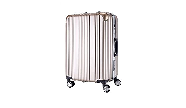 Color : Blue, Size : S Liufeilong Trolley Universal Wheel Aluminum Frame 360 Degree Mute Caster Luggage Student