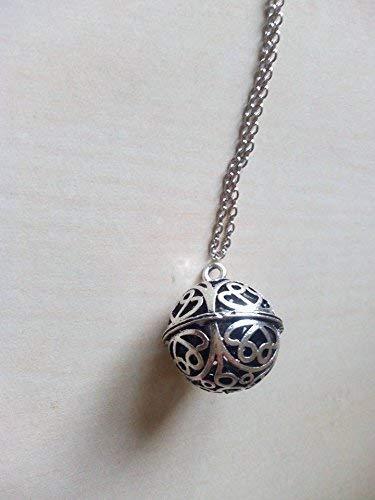 nuovo stile 31acd 27eef collana chiama angeli richiamo degli angeli argento cuore ...