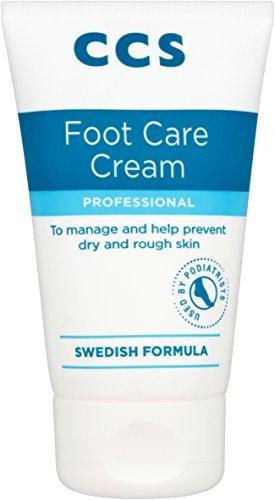 CCS Foot Care Cream Professional 60ml by CCS (Ccs Foot Cream)