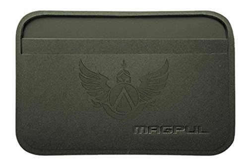 Magpul DAKA Everyday Wallet MAG763 ODG Laser Engraved Spartan Shield Wings