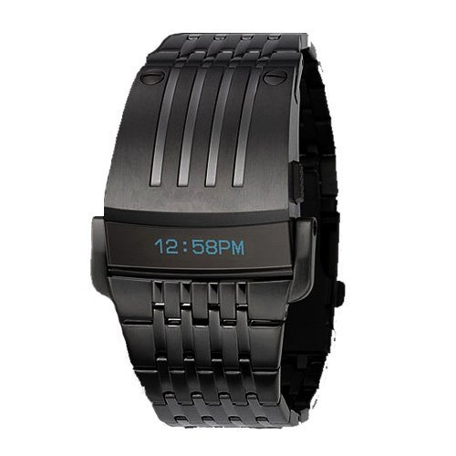 Absolute Hot Iron man Super Hero build-in Blue LED for Men's luxury Army military Wrist Watches