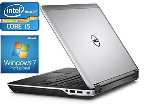 Dell Latitude E6440 14 Inch Business Laptop (1920 X 1080 FHD Display, Intel Core i5-4310M up to 3.4GHz, 8GB RAM, 500GB HDD, DVD, WiFi, Windows 7 Professional ) (Certified Refurbished)
