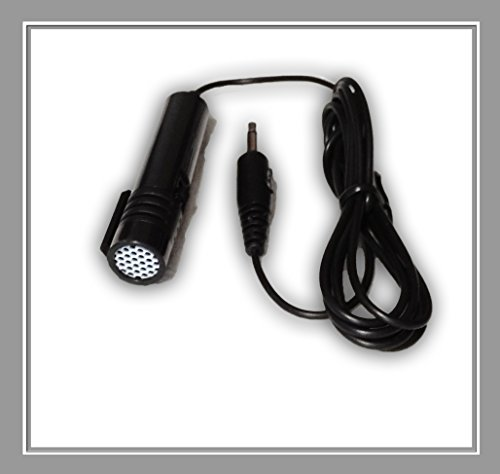 VoiceBooster Dual Tie-Clip Handheld Microphone with On/Off Switch for VoiceBooster (Aker) Voice Amplifiers by TK Products, LLC