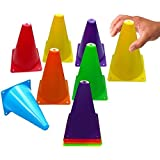 Toy Cubby Colorful Flexible Plastic Activity...