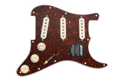 DiMarzio Area 58 Area 61- Lincoln Brewster Loaded Pickguard Prewired TO/AW