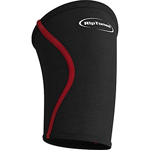 Sizing Guide - Elbow Sleeve By Rip Toned 5mm - (SINGLE) - Perfect Compression & Support for Tennis, Golf, Basketball & Weightlifting (XXXL - SIZING GUIDE IN IMAGES)