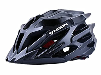 SUNVP Bike Helmet Unisex Adults Integrated Ultralight BMX Road MTB Bike Skateboard Scooter Safety Protection