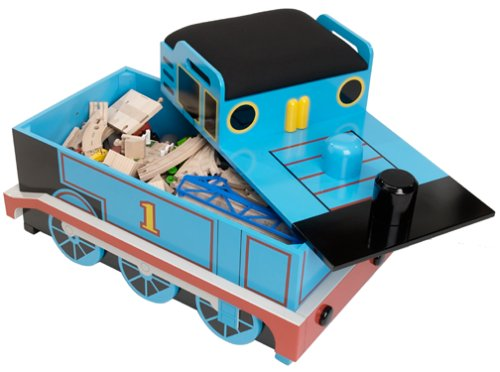 Amazon.com: Thomas & Friends Wooden Railway - Tidmouth Sheds Deluxe ...