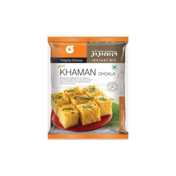 Gangwal Khaman Mix Food Item