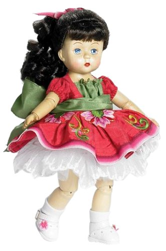 (Madame Alexander Floral Whimsy Wendykin Wood Limited)