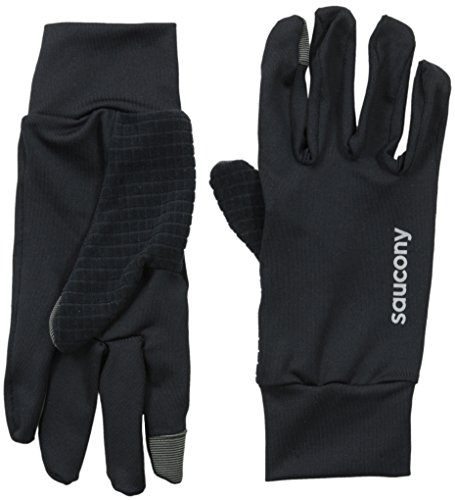 Price comparison product image Saucony Ultimate Touch-Tek Glove,  Black,  Large