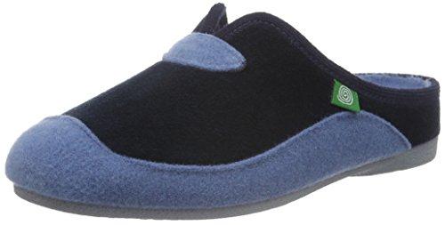 Dr. Brinkmann 320418, Women's Cold-Lined Slippers Blue - Blue