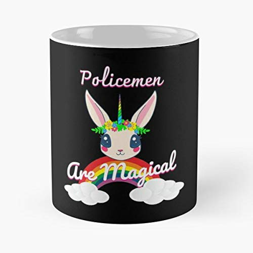 Policeman Officer Police Peace - 11 Oz White -coffee Mug- Unique Birthday Gift-the Best Gift For Holidays.