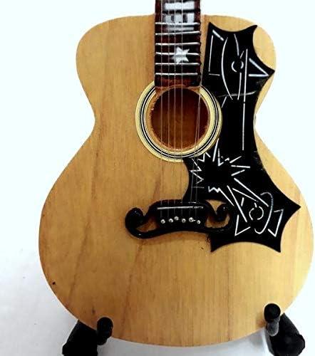 Mini guitarra de colección réplica de madera – Elvis Presley: Amazon.es: Instrumentos musicales