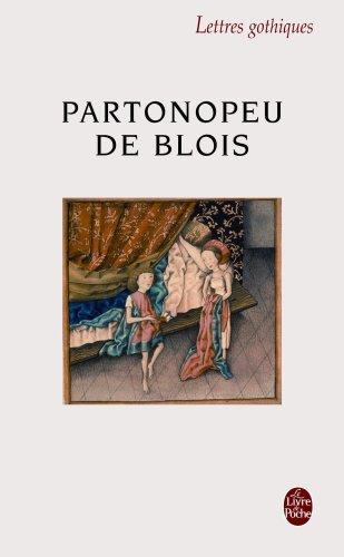 Partonopeu de Blois (Ldp Let.Gothiq.) (English and French Edition)