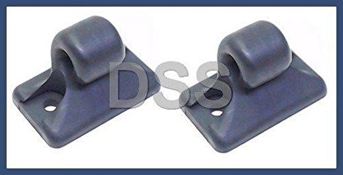 porsche 944 sun visor clip - 3
