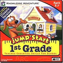 - Jump start 1st Grade