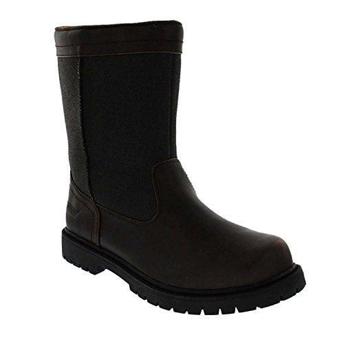 Khombu Mens Canagano Boot Black kFF5Hh8lJx