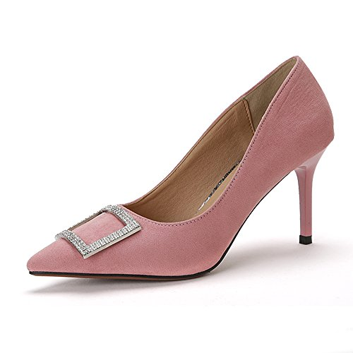 RUGAI-UE , Damen Pumps Rose