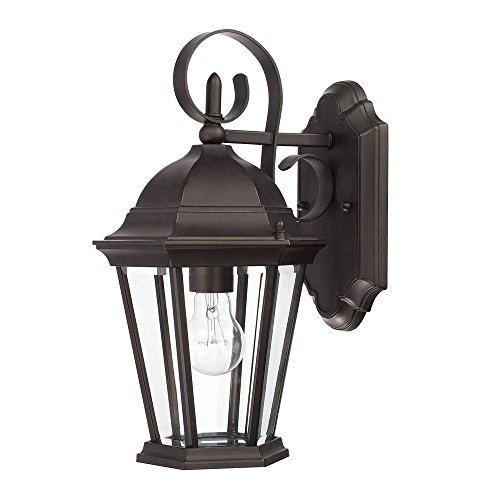 Carriage House Style Outdoor Lighting - 7