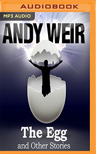 Audiobook cover from The Egg and Other Stories by Andy Weir