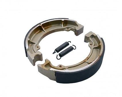 Mâ choires de frein TRW MCS853 160x30mm TYP 853 KAWASAKI ER-5 500 Twister ER500C/D 01- (derriè re) LUCAS 4030021