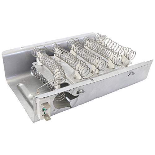 Endurance Pro 279838 8565582 Dryer Heating Element Replacement for Whirlpool Kenmore Sears Maytag KitchenAid Magic Chef (Dryer 279838 Heat Part Element)