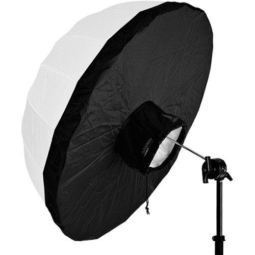 Profoto 34'' Small Umbrella Backpanel, Fits 33'' Small Translucent Umbrellas, White Inside, Black Outside