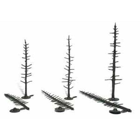 Woodland Scenics Pine Tree Armatures, 4
