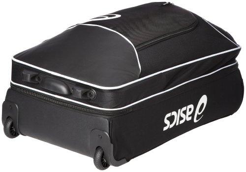 ASICS Bag Roller Black White Long Stay afrxv0a