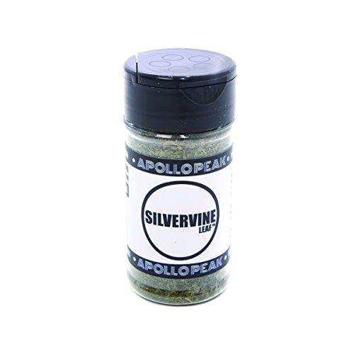 with Silvervine design