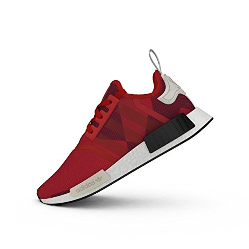Basket Camo Graphic Red Mode Adidas Nmd W Femme S79164 r1 hrdtsQC